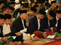 Khutbah Idul Fitri KH. M. Quriash Shihab di Masjid Istiqlal
