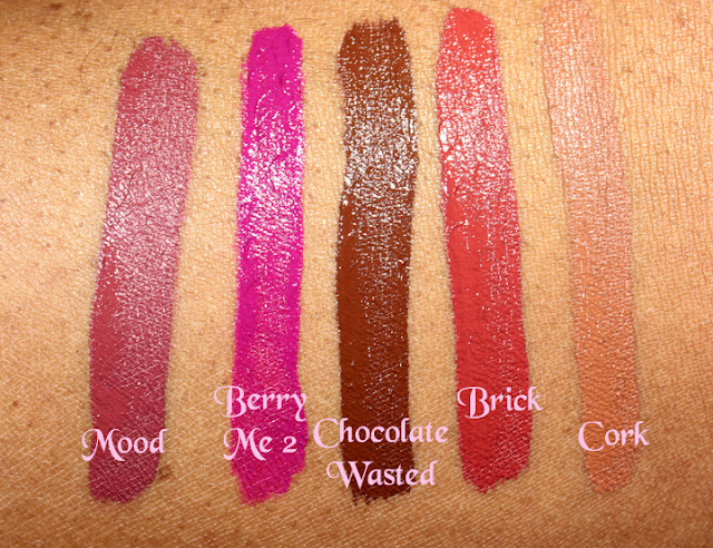 Dose Of Colors Matte Liquid Lipsticks