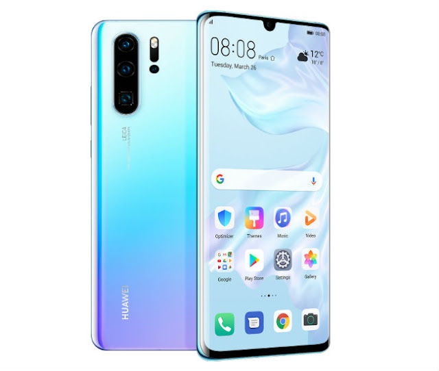Huwaei P30 Pro, Latest phones
