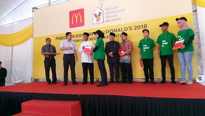 Program Perantisan McDonald's Malaysia