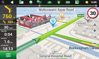 Navitel Navigator GPS & MAPS Apk 9.6.2526 Mod