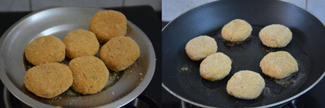 Paneer bread cutlet recipe