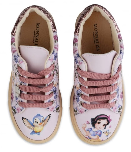 girls disney snow white style shoes