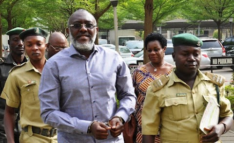 Don't sentence our son to life imprisonment on wheelchair – Metuh's family begs FG