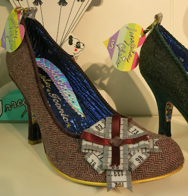 London - Shoes - Irregular Choice shop
