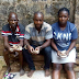 Female robber and her accomplices arrested in Edo State after robbing bank customer