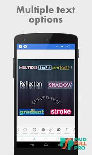 PixelLab Text on pictures Mod APK