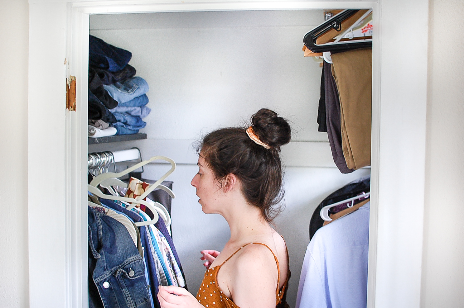 Designing a Dream Closet: Tips and Tricks from California Closets and Marie Kondo to Make Your Small Space Stretch