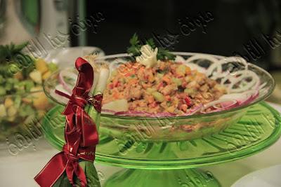 طريقة عمل سلطة الرنجة بالطحينة سالي فؤاد طريقة المطاعم - وصفات شم النسيم