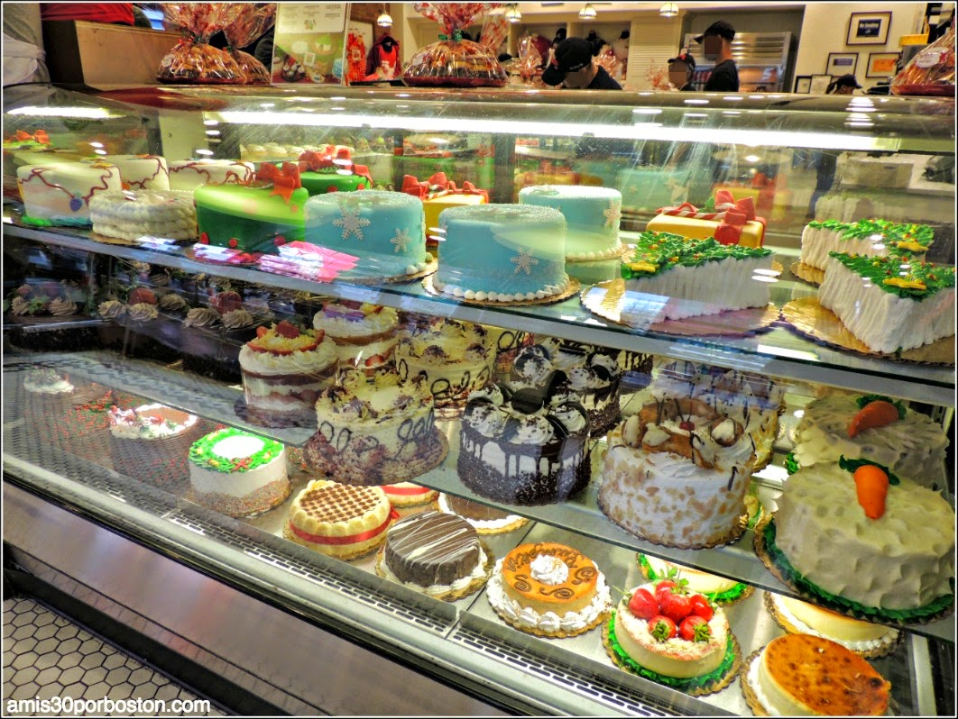 Cake Boss Cafe en Nueva York