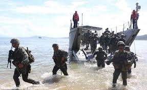 US,<a href='http://www.elethos.gr/search/label/Philippines/'> Philippines</a> conclude Balikatan 2018 military drills