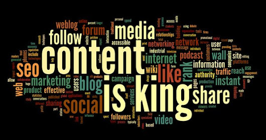 Why Quality Content Produces Social Media Sucess