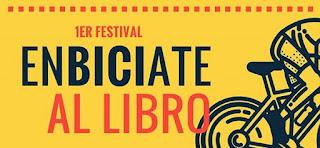 1er Festival enBICIate al libro