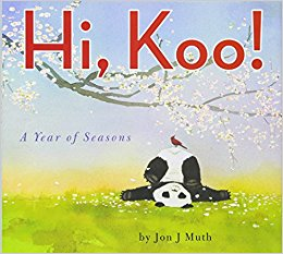 Hi, Koo! is a great mentor text for teaching modern Haiku.