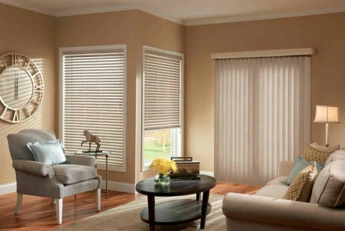 Wohnzimmer Farbe Cashmere Marauders