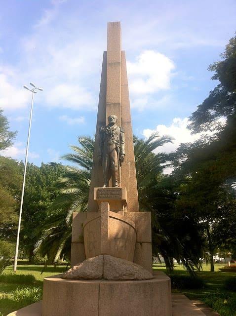 Parque Ibirapuera - Monumento a Tamandaré