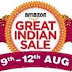 Amazon Great Indian Sale continues to delight customers