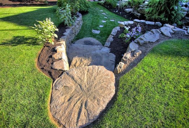 Boiserie c 20 idee per concepire il giardino for Per il giardino