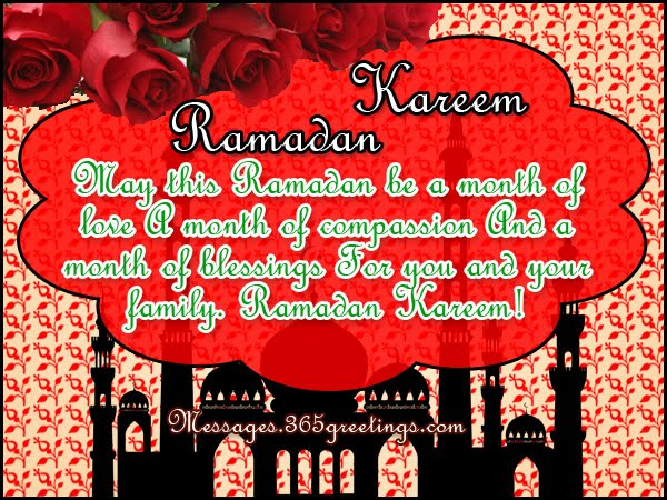 Ramadan wishes 2018