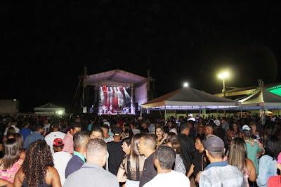 4º Augustão Fest foi realizado com Shows de Unha Pintada, Brankinho e Celso Nascimentto, em Mairi