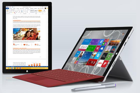 微軟Surface銷售大突破,Dell、HP競爭夥伴成通路