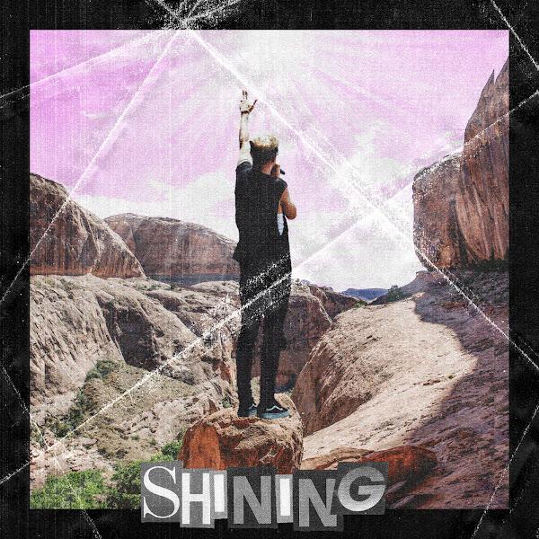 Sammy Adams - Shining - Single Cover