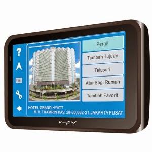 GPS Tracker Knav GPS Navigation