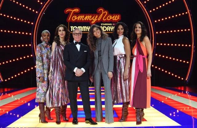 TommyXZendaya Spring/Summer 2019 Paris Fashion Week Show