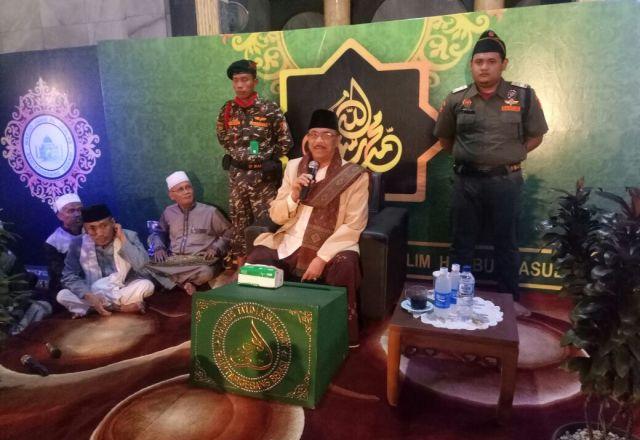 Kiai Manarul: Selama Shalawat Ada, Indonesia akan Terus Bangkit