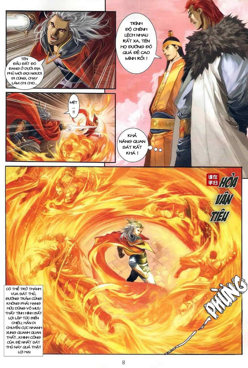 Ôn Thụy An Quần Hiệp Truyện chap 22 trang 8