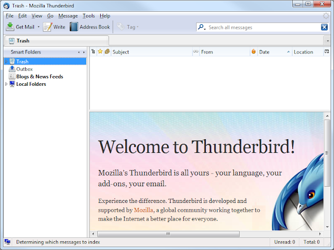 Download Mozilla ThundeBird 52.8.0