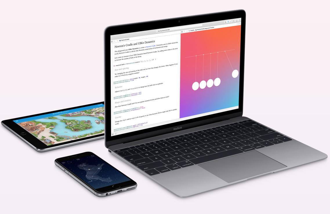 蘋果為學生發布免費 Swift App 開發教學