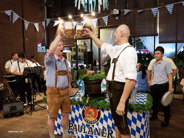 Oktoberfest 2018 @ Brotzeit German Bier Bar & Restaurant