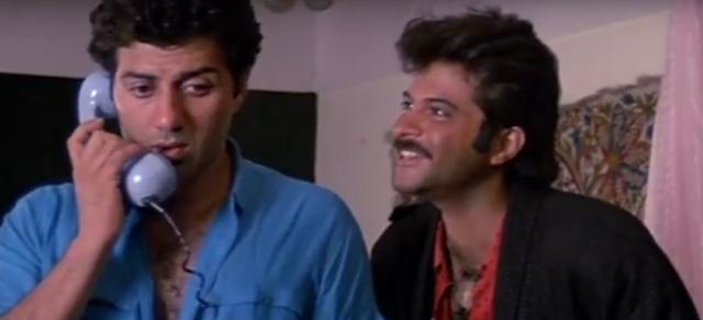 Ram Avtar Film Sunny Deol Anil Kapoor