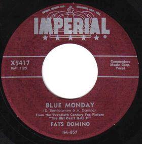 LadyDpiano: Fats Domino: Blue Monday