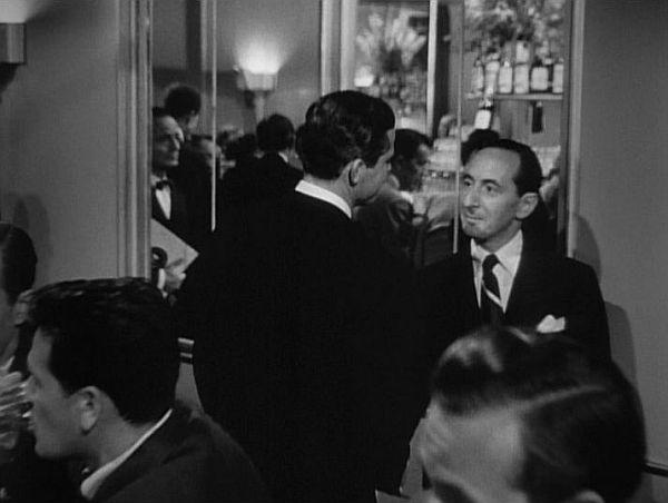 John Garfield as an extra in Daisy Kenyon (bottom left)