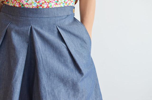 Girlfriday culottes