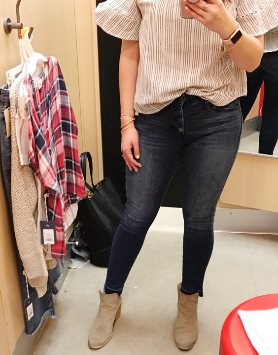 universal thread at target, style on a budget, north carolina blogger, mom style, casual style, target run
