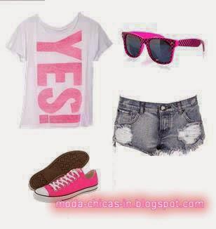6da43d32873 Moda para chicas  Moda mas popular para adolescentes