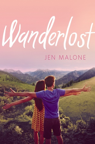 Wanderlost book cover