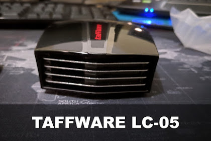 Review Vacuum Cooler Taffware LC 05