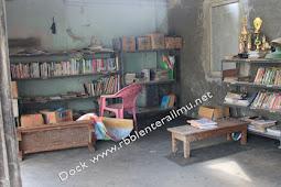 Ruang Bacaan Anak Belum selesai