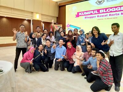 Kumpul Blogger bareng BPK