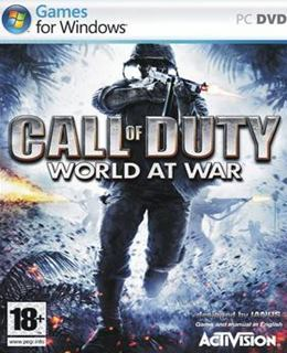 Call of Duty: World at War PC Box
