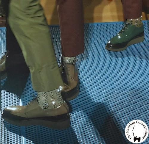 N°21 - Pitti Uomo 85 - Alessandro Dell'Acqua - shoes