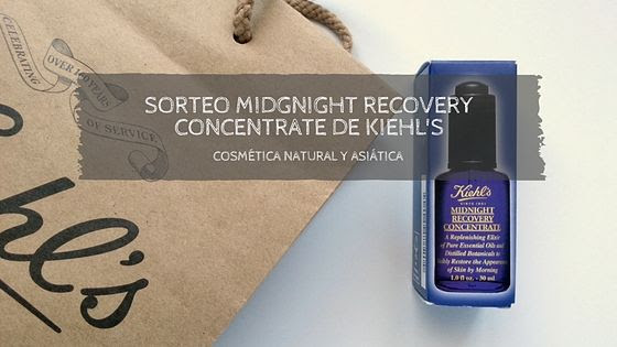 sorteo-kiehls-midnight-recovery-concentrate-portada
