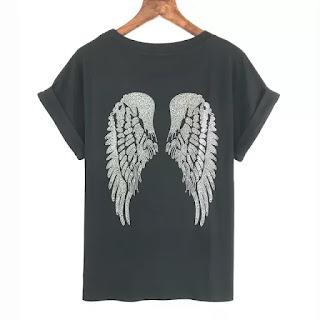 camiseta asas