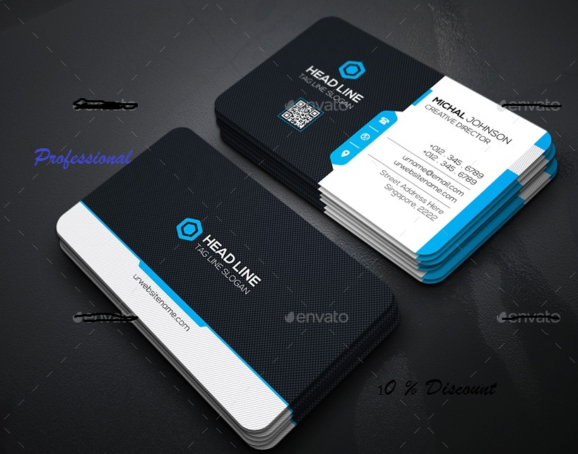 Professional Business Card Templates10 List Update24 National News