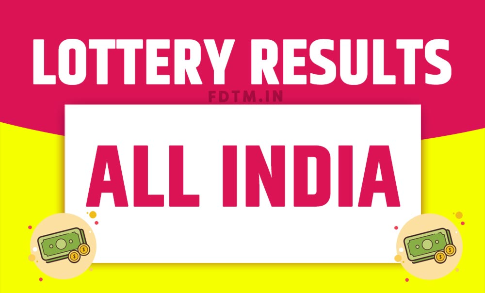 All India Lottery Result Online