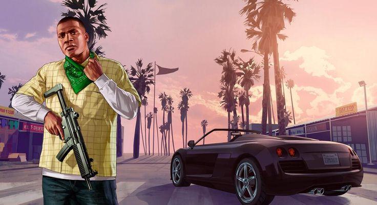 کـــورتەیەک لەسەر یاری GTA 5